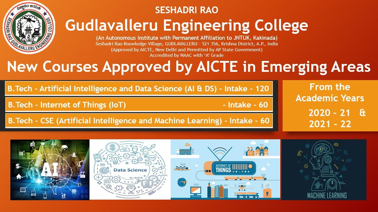 SR Gudlavalleru Engineering College   An Autonomous Institute
